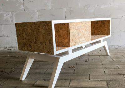 dressoir OSB 100 cm